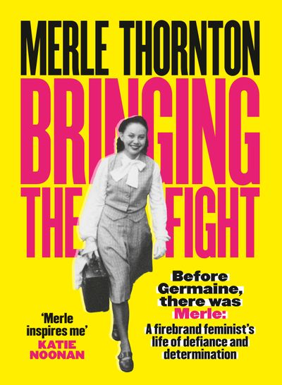 Merle Thornton: Bringing the Fight