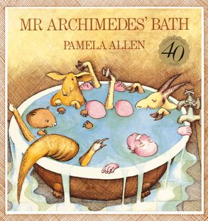 Cover image - Mr Archimedes' Bath