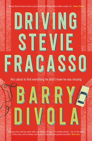 Driving Stevie Fracasso