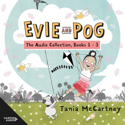 Evie and Pog Collection: Books 1-3