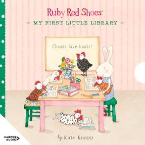 Cover image - Ruby Red Shoes