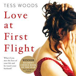 Cover image - Love at First Flight [Bolinda]