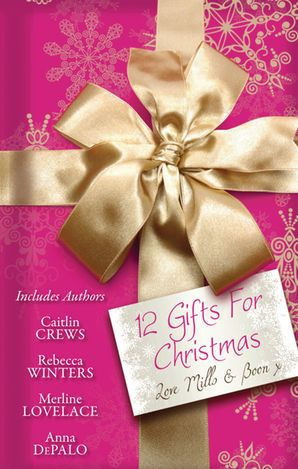 12 Gifts For Christmas - 12 Book Box Set