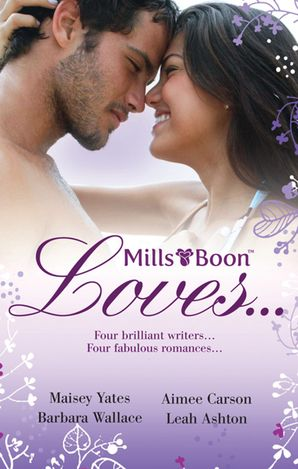 Mills & Boon Loves... - 4 Book Box Set