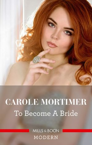 To Become A Bride