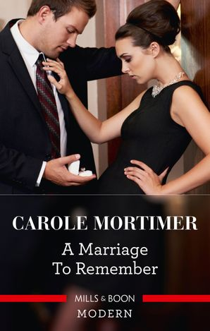 A Marriage To Remember