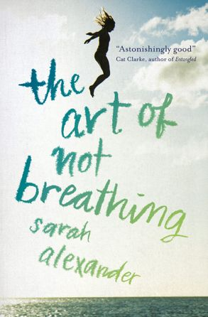 Cover image - The Art of Not Breathing