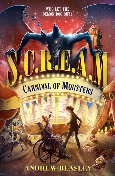 Scream 2 The Carnival Of Monster