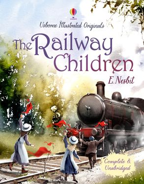 Cover image - The Railway Children