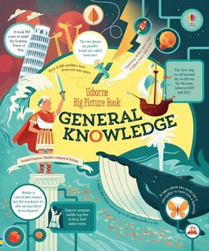 Cover image - Big Picture Book of General Knowledge