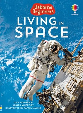 Cover image - Living In Space