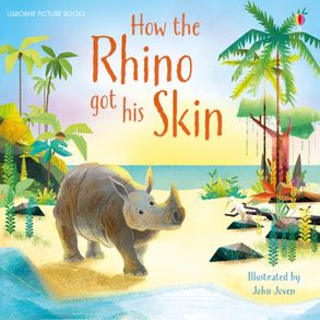 Cover image - How the Rhino got his Skin