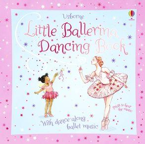 Cover image - Little Ballerina Dancing Book