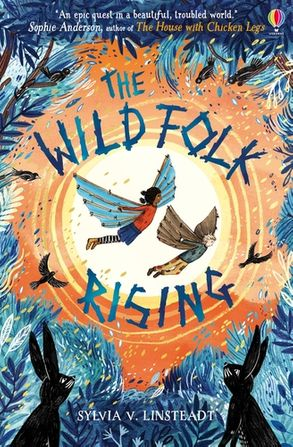 Cover image - The Wild Folk Rising