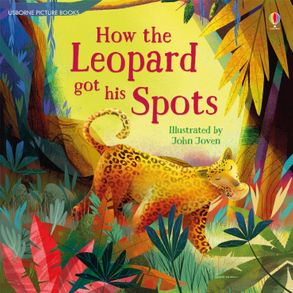 Cover image - How the Leopard got his Spots