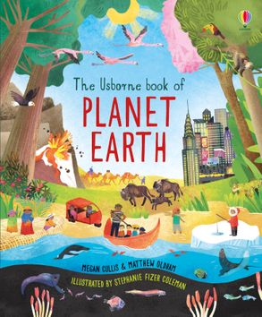 Cover image - Book of Planet Earth
