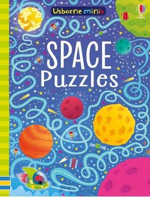 Picture of Mini Books Space Puzzles