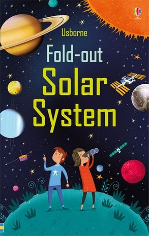 Cover image - Fold-Out Solar System