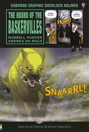 Usborne Graphic: The Hound of the Baskervilles