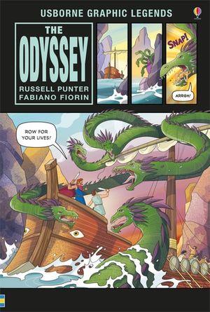 Usborne Graphic: The Odyssey