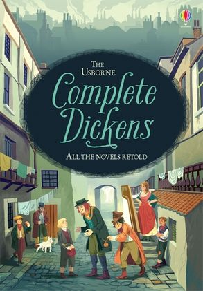 Cover image - Complete Dickens