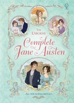 Cover image - Complete Jane Austen