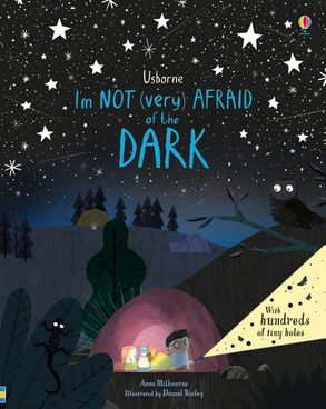 Cover image - I'm not (Very) Afraid of the Dark
