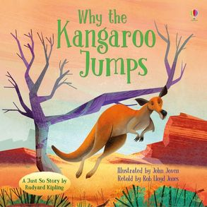 Cover image - Why the Kangaroo Jumps