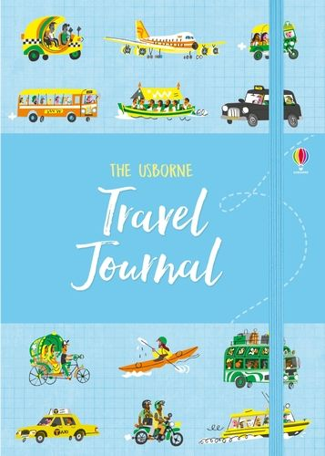 Usborne Travel Journal
