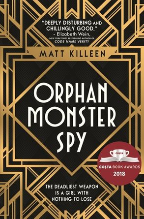 Cover image - Orphan Monster Spy