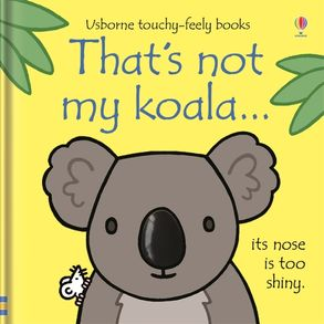 Cover image - That's Not My Koala