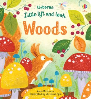 Cover image - Little Lift and Look Woods