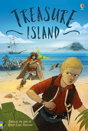 Cover image - Treasure Island