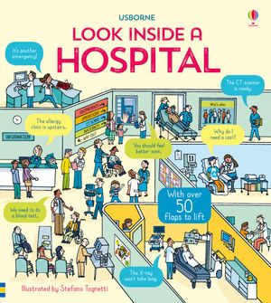 Picture of Look Inside a Hospital