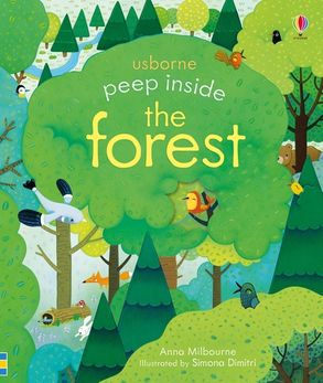 Cover image - Peep Inside the Forest