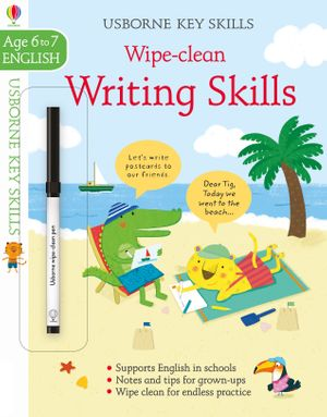 Picture of Wipe-Clean Writing Skills 6-7