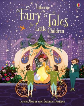Cover image - Fairy Stories for Little Children