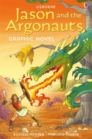 Usborne Graphic: Jason and the Argonauts