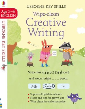 Picture of Wipe-Clean Creative Writing 5-6
