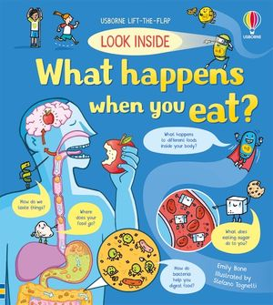 Picture of Look Inside What Happens When You Eat