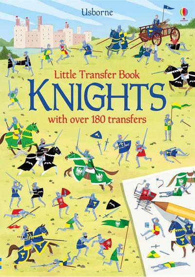 Little Transfer Book Knights