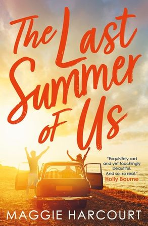 Cover image - The Last Summer of Us