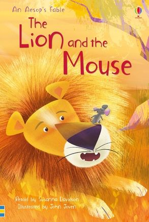 Cover image - The Lion and the Mouse