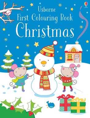 Christmas In Australia Book.First Colouring Book Christmas Harpercollins Australia