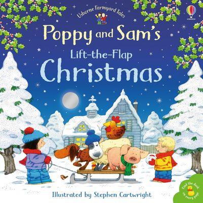 Farmyard Tales Poppy and Sam's Lift-the-Flap Christmas