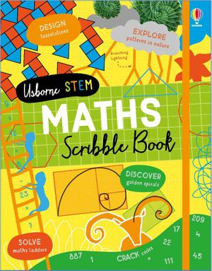 Picture of Maths Scribble Book