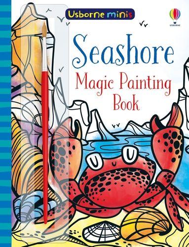 Mini Books Magic Painting Seashore