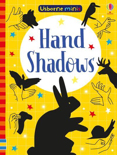 Mini Books Hand Shadows