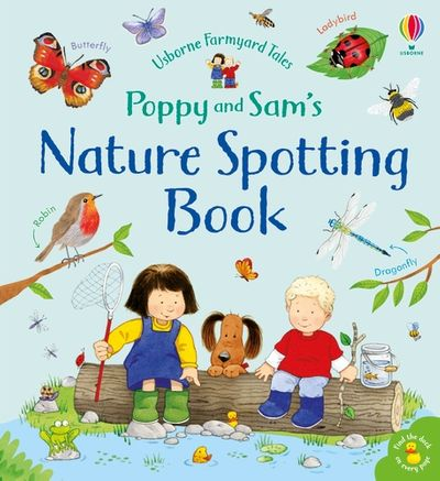 FYT Poppy And Sam's Nature Spotting Book
