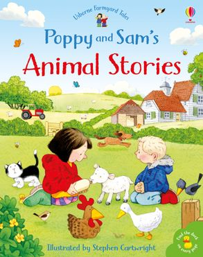 Cover image - Farmyard Tales Poppy and Sam's Animal Stories